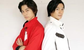 Part.1では高橋健介さん&上田堪大さんが登場! 2人はどんなヒーローに?