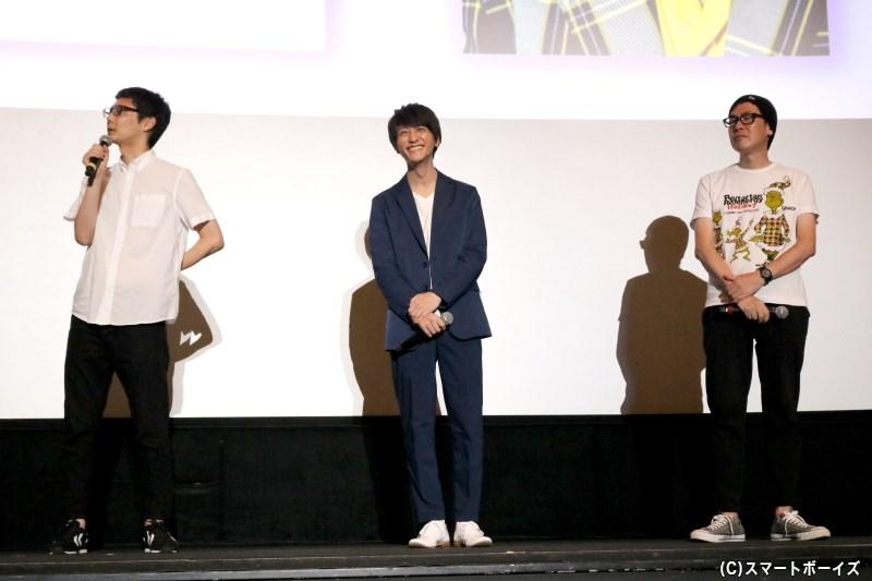 坂下監督はドラマ後半エピソードから監督として参加