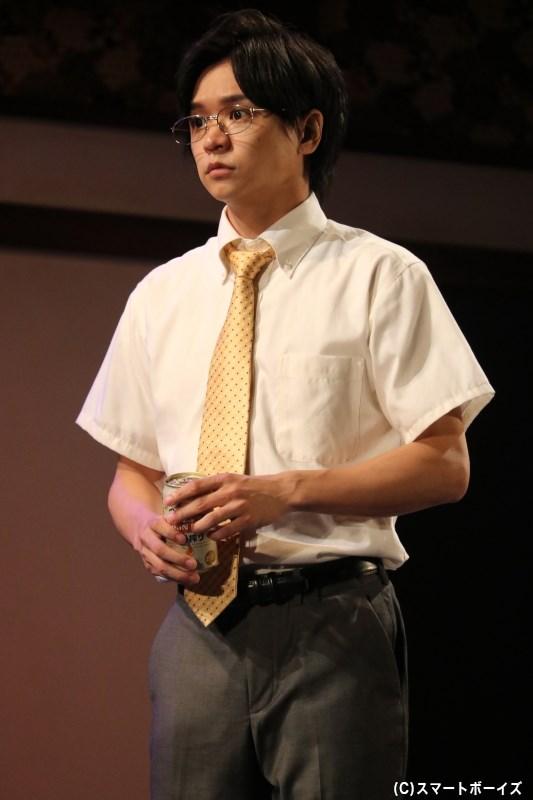 じゅん(大人)役の辻諒さん