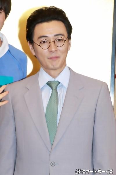 フグ田マスオ役の葛山信吾さん
