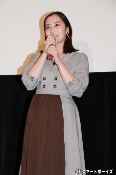 村上さん演じる高村みのりは、母を若くして亡くした経験から看取り士という職業を選ぶ