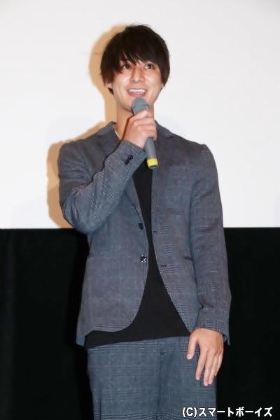 高崎さん演じる早川奏太は、岡山県の備中高梁へ着任したばかりの新任医者