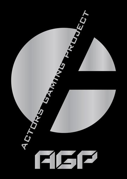 AGPのチームロゴも!