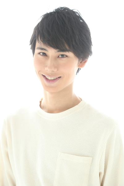 新星玲央役:中村太郎さん