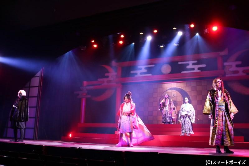 東映ムビ×ステが放つ第1弾企画、物語は映画から舞台へ! 映画『GOZEN-純恋の剣-』に続く、舞台『GOZEN-狂乱の剣-』が開幕