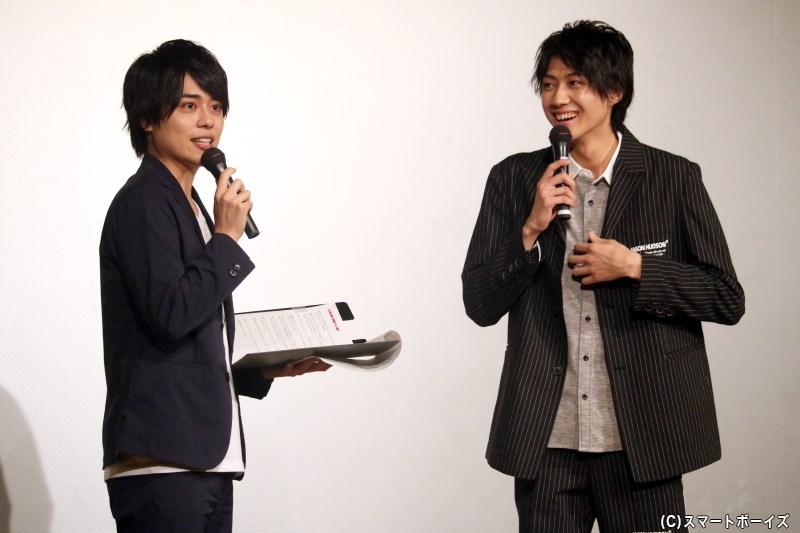 本番前の楽屋での、小坂さんの不思議すぎる行動を永松さんが暴露!