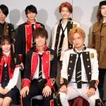 (後列左より)岩田有弘さん、髙﨑俊吾さん、遊馬晃祐さん、和泉宗兵さん (前列左より)伊藤萌々香さん、正木 郁さん、井上正大さん