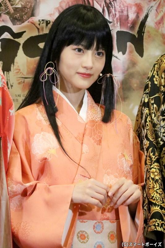 小松原奈奈役の若月佑美さん