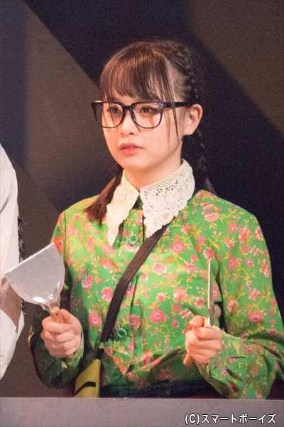 五十嵐家の長女/横山結衣さん(AKB48 チーム8兼チームK)