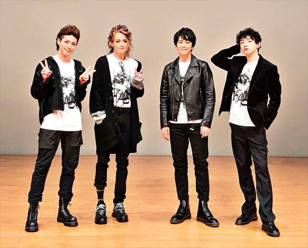 イベントに登壇した4名。 左から)立石さん、三浦さん、廣瀬さん、和合さん