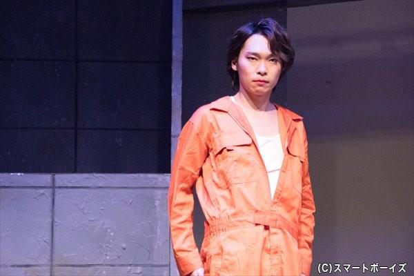 13番やカインと同じ301号室のスニーク(43番)役/岡田地平さん