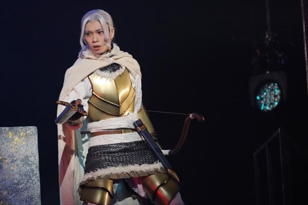 アルスラーン役の木津つばささん