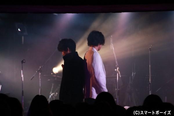 「GACHI☆LIVE 7th」のオープニングシーン