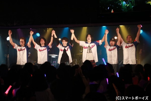 7回目の「GACHI☆LIVE」の大盛況!