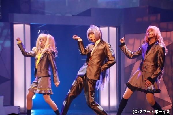 POP'N STARの新衣装!?