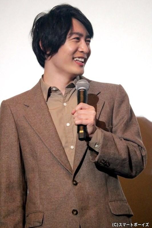 真北健司役の吉村駿作さん