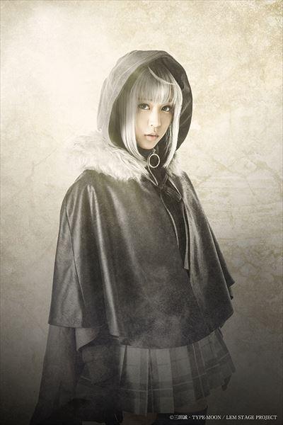 グレイ:青野紗穂さん