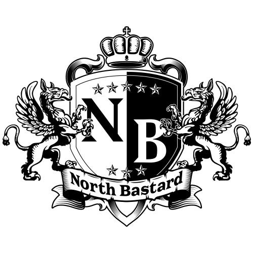 """North Bastard""ロゴ"