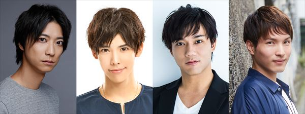 10月31日 (左から)鈴木裕樹 健人 小澤雄太 鈴木裕斗