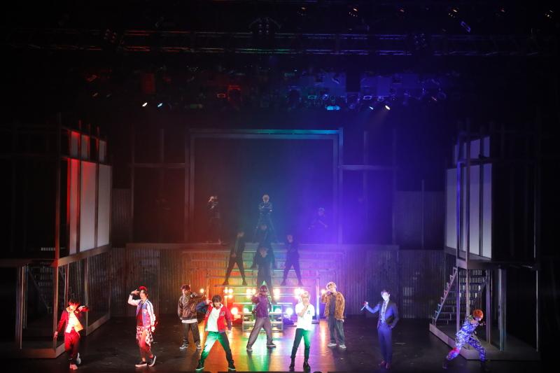 『ヒプノシスマイク-Division Rap Battle-』Rule the Stage -track.1-舞台写真レポートをUP