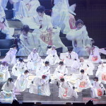 ミュージカル『刀剣乱舞』歌合 乱舞狂乱 2019初日公演写真①
