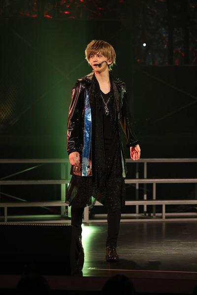 京条竜役の横井翔二郎さん