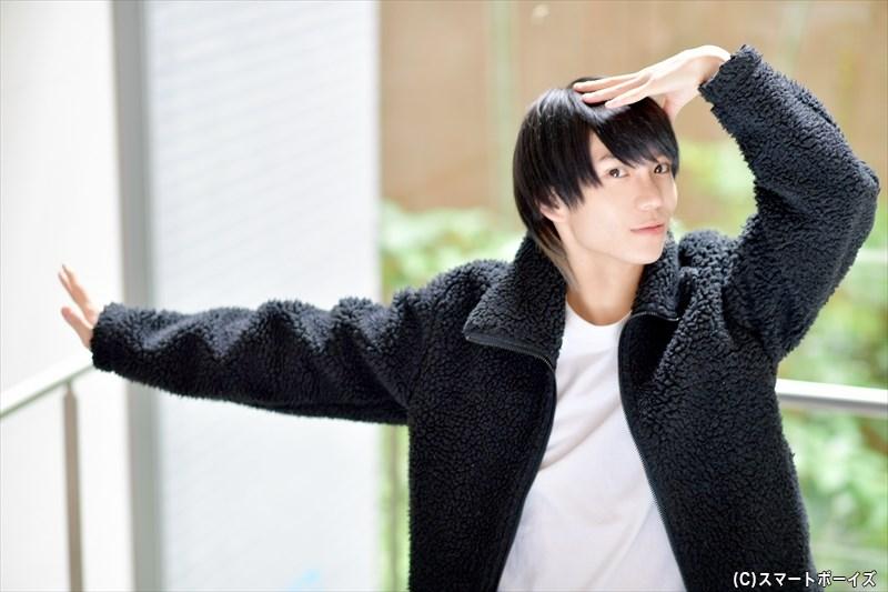 主演・矢逆一稀役の木津つばささんがサラっと登場!