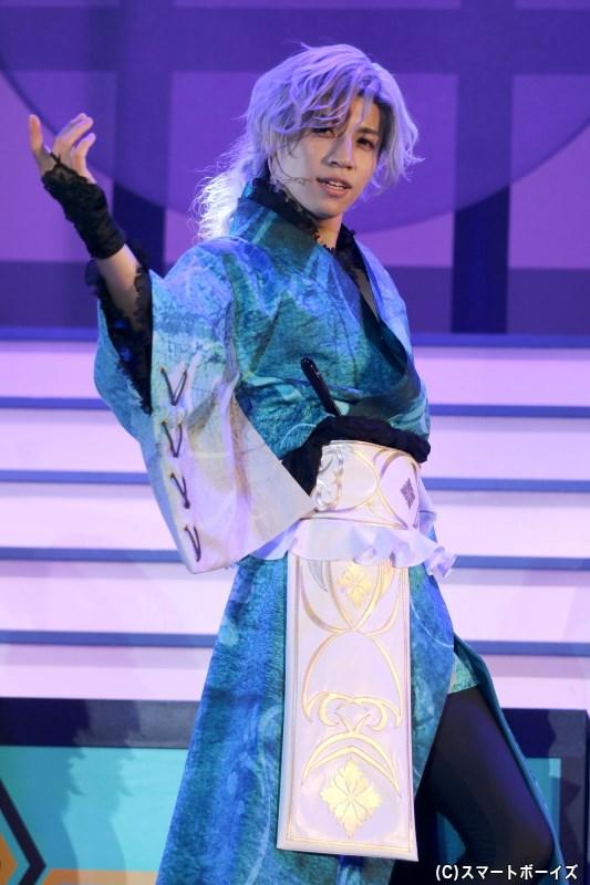 桜庭涼太役の三谷怜央さん