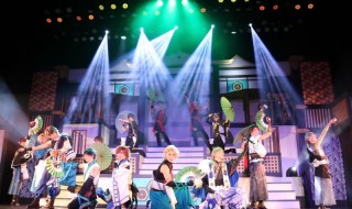 イブステEpisode 2『月花神楽~青と緑の物語~』が開幕、2バージョンで上演中!