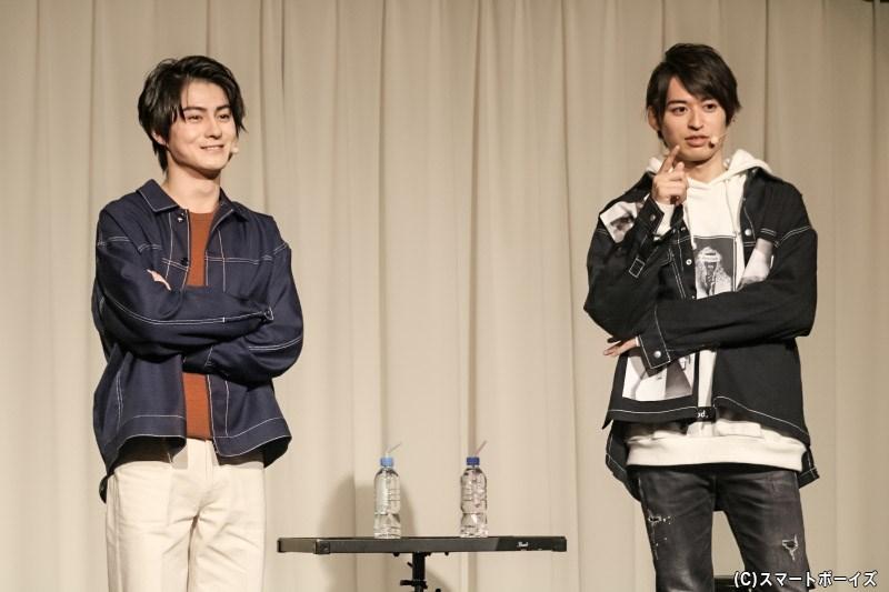松村龍之介さん&高本 学さんが登場! 『たびメイト Season2』ファンミーティング 第2部を独占レポート