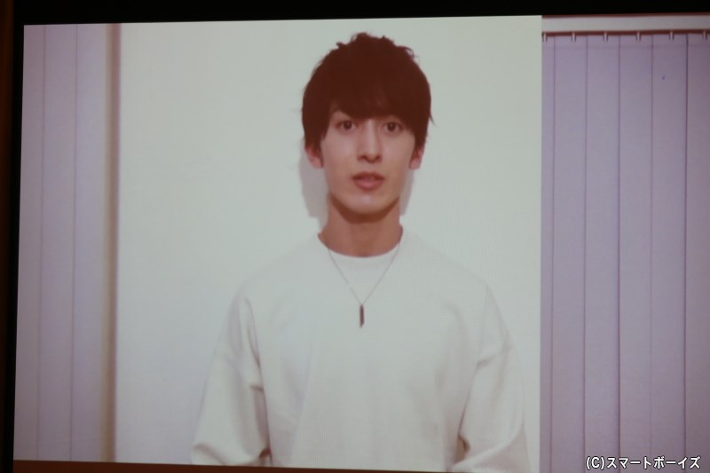 菊池修司さんからのビデオメッセージでは、会場が大爆笑!?
