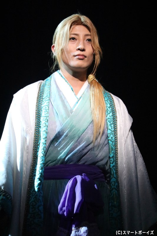 スウォン役の陳内 将さん