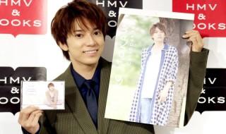 糸川耀士郎(いとかわ ようじろう)さんが初カレンダーを発売、記念インタビューUP!