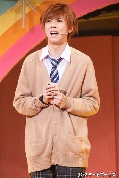 康太と雰囲気が似ている!?こぎみゅんが好きな九州サンリオ男子の古賀