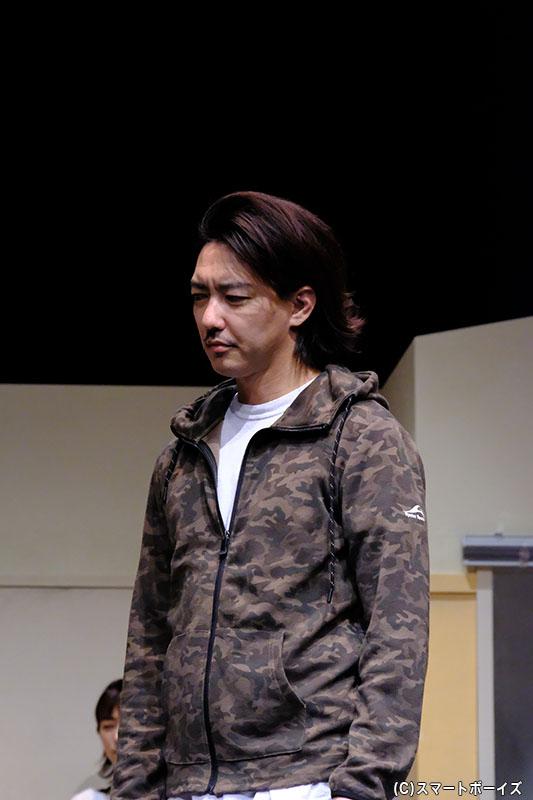 渡辺隆道役の金子昇さん