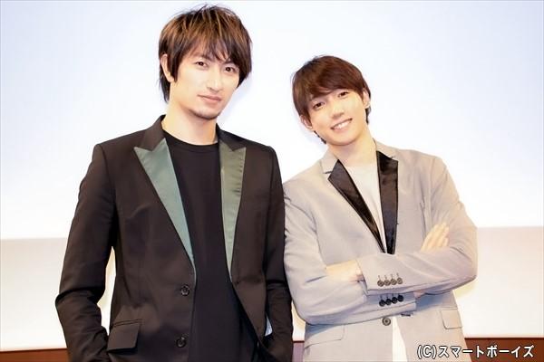(左より)伊万里有さん、有澤さん樟太郎さん