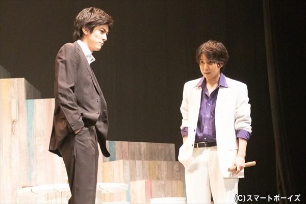 氷村は坂崎と再会し、5年間知らずにいた真実を知ることに