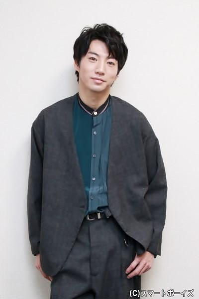 「モマ」役の矢崎広さん
