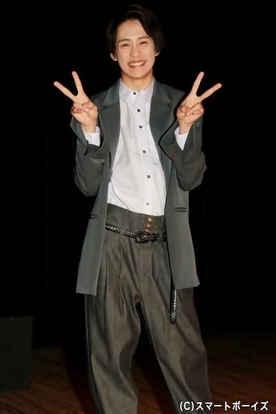 12月17日に22歳の誕生日を迎えた前川優希さん
