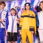 (左より)青木 瞭さん、阿久津仁愛さん、立石俊樹さん、三浦宏規さん