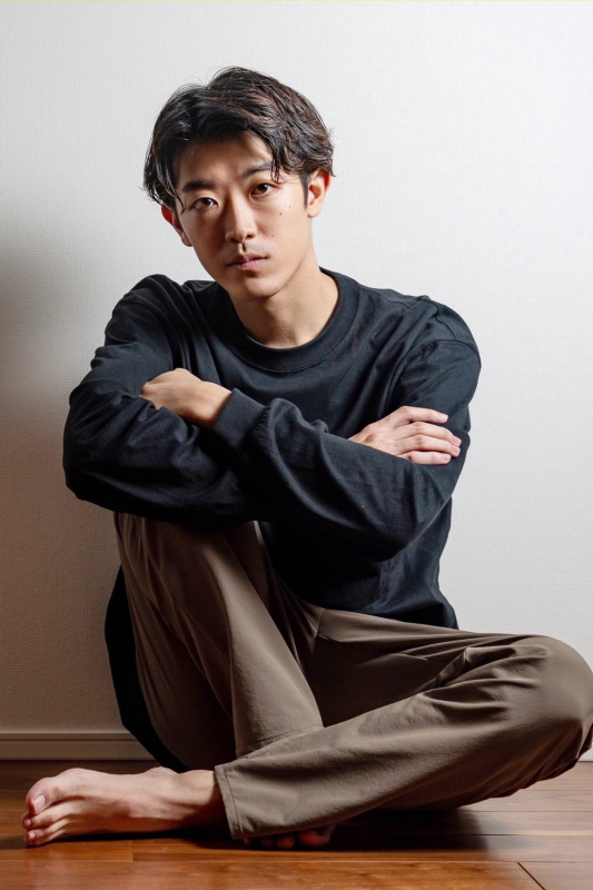 上野健(うえの けん)さん