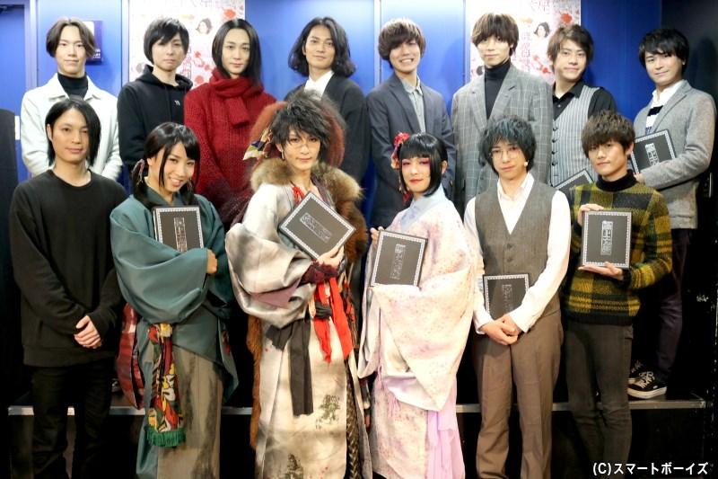 極上文學の原点が再び! 第1弾以来となる坂口安吾『桜の森の満開の下』を新たに上演