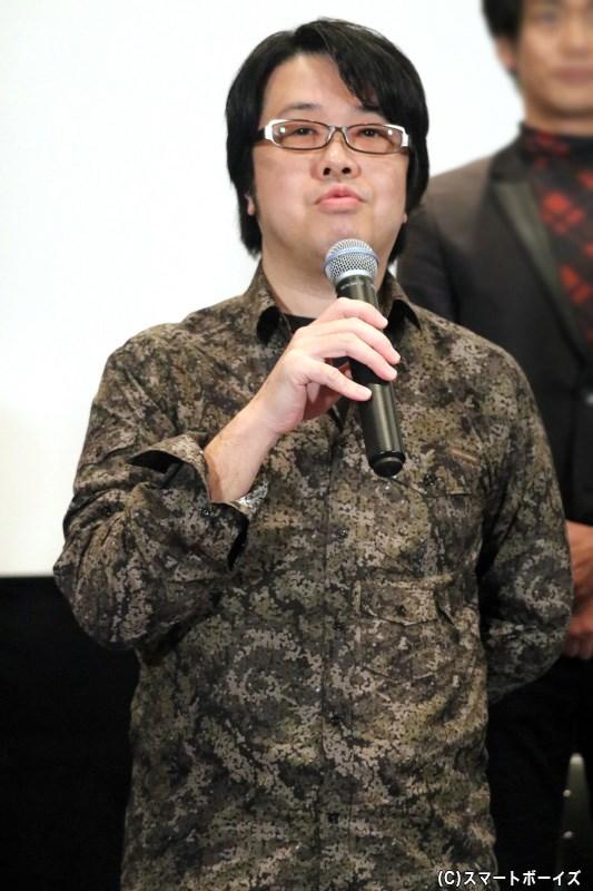 奥秀太郎監督