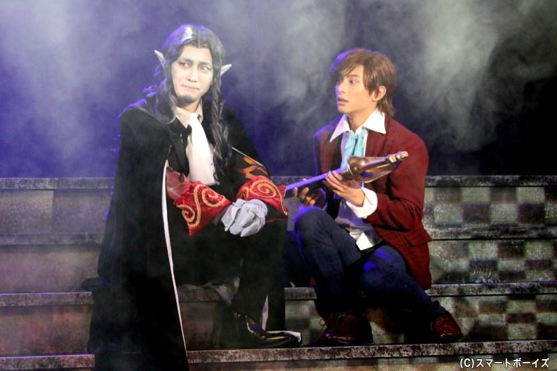 アニメ放送から15年を経て、復讐のパンク・オペラが豪華キャストを揃え舞台化!