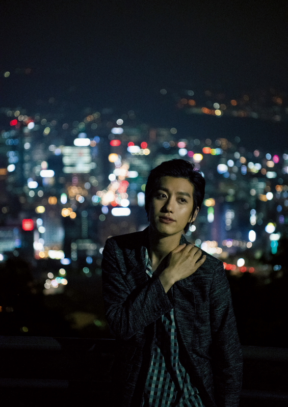 水田航生 PHOTO BOOK『Live』 撮影:本多晃子 ワニブックス刊
