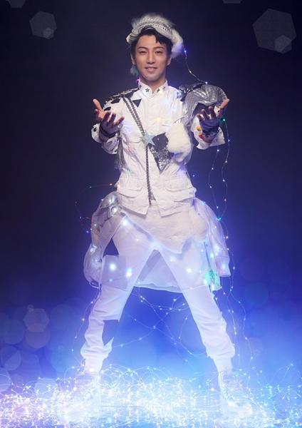 矢崎さん演じる「モマ」のソロビジュアル