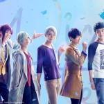MANKAI STAGE『A3!』~WINTER 2020~キービジュアル