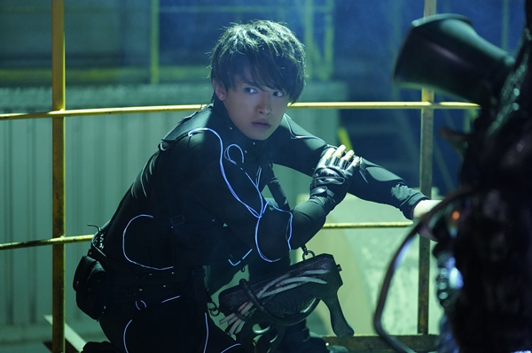 「MISSION IN B.A.C. THE MOVIE」 場面カット ③