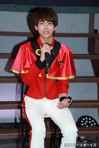 小宮さん演じる熱田充瑠は、絵と想像することが好きな地味な高校生