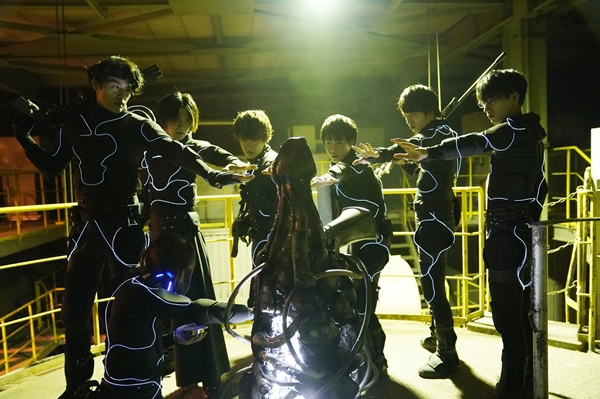 「MISSION IN B.A.C. THE MOVIE」 場面カット ④